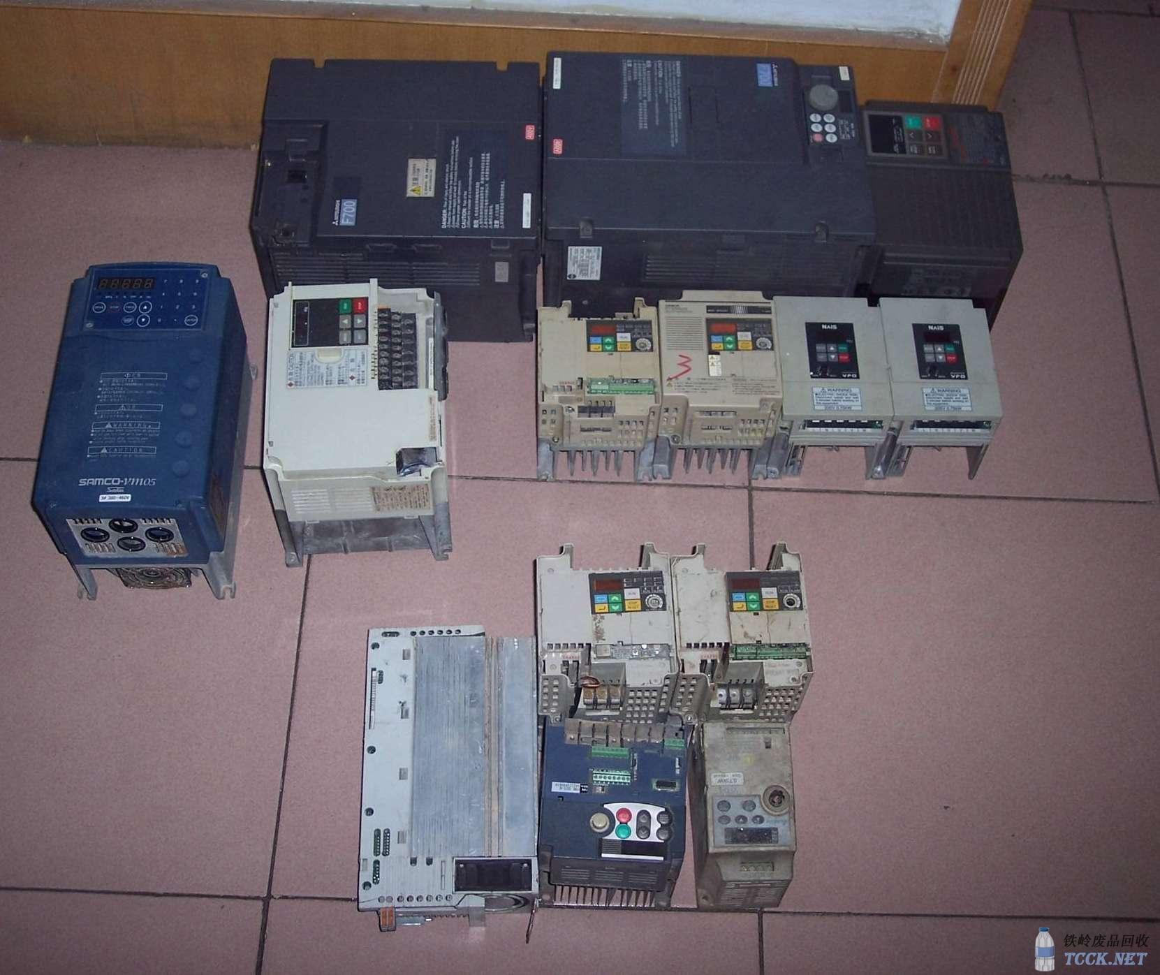 铁岭废变频器回收