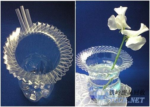 废物利用:玻璃瓶妙用