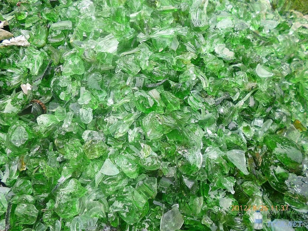 玻璃回收的利用方式